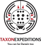 TAXON EXPEDITIONS logo u boji
